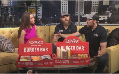 Bergesons Talk America's Best Burger Franchise!