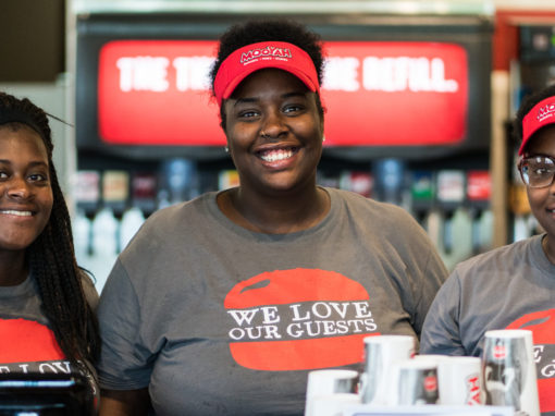 A Hamburger Franchise and the Gift of Success