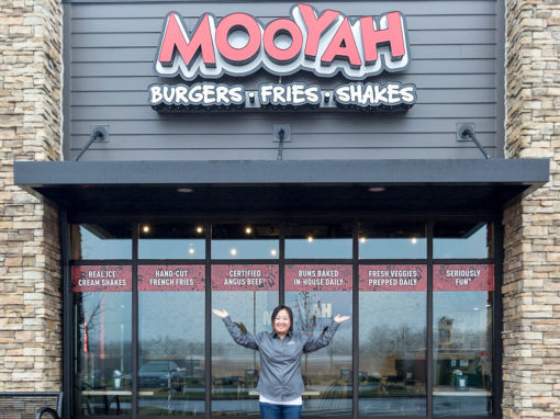 Julie Lee Brings the Best Burger Franchise to PA!