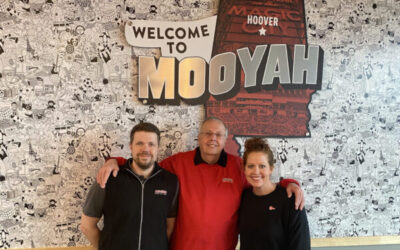 Get the First Look at Our Groundbreaking Hoover, AL Burger Franchise Location!