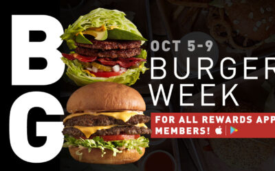 App Acquisition BOGO Burger Week Aims to Create Fans of New Guests