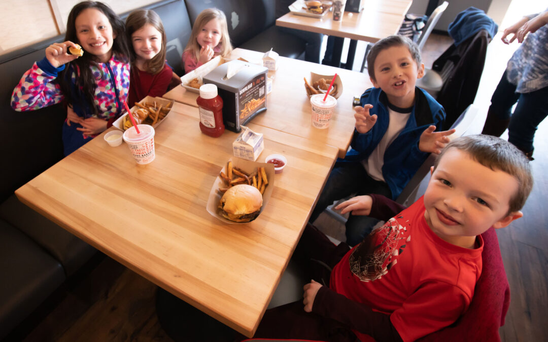 MOOYAH Develops Digital Fundraisers to Continue Helping their Communities
