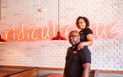 Baton Rouge Gains Second MOOYAH at City Square
